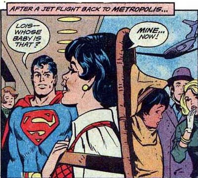 Lo que lois quiere, Lois lo obtiene.